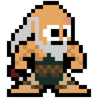 8-Bit Gouken