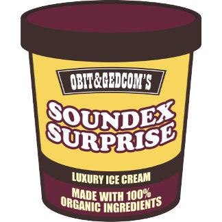 Soundex Surprise