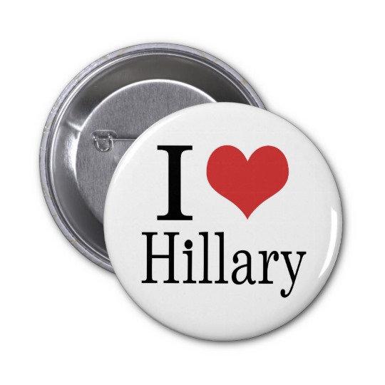 I Heart Hillary