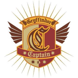 Gryffindor Quidditch Captain Emblem