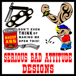 Serious Attitudes