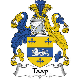 Taap Family Crest