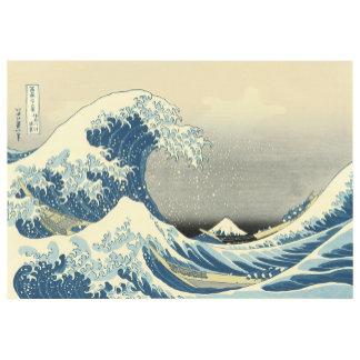 Vintage Japanese Woodcut Posters