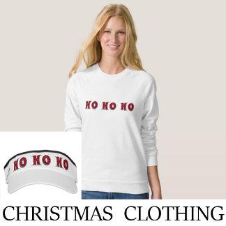 CHRISTMAS CLOTHING