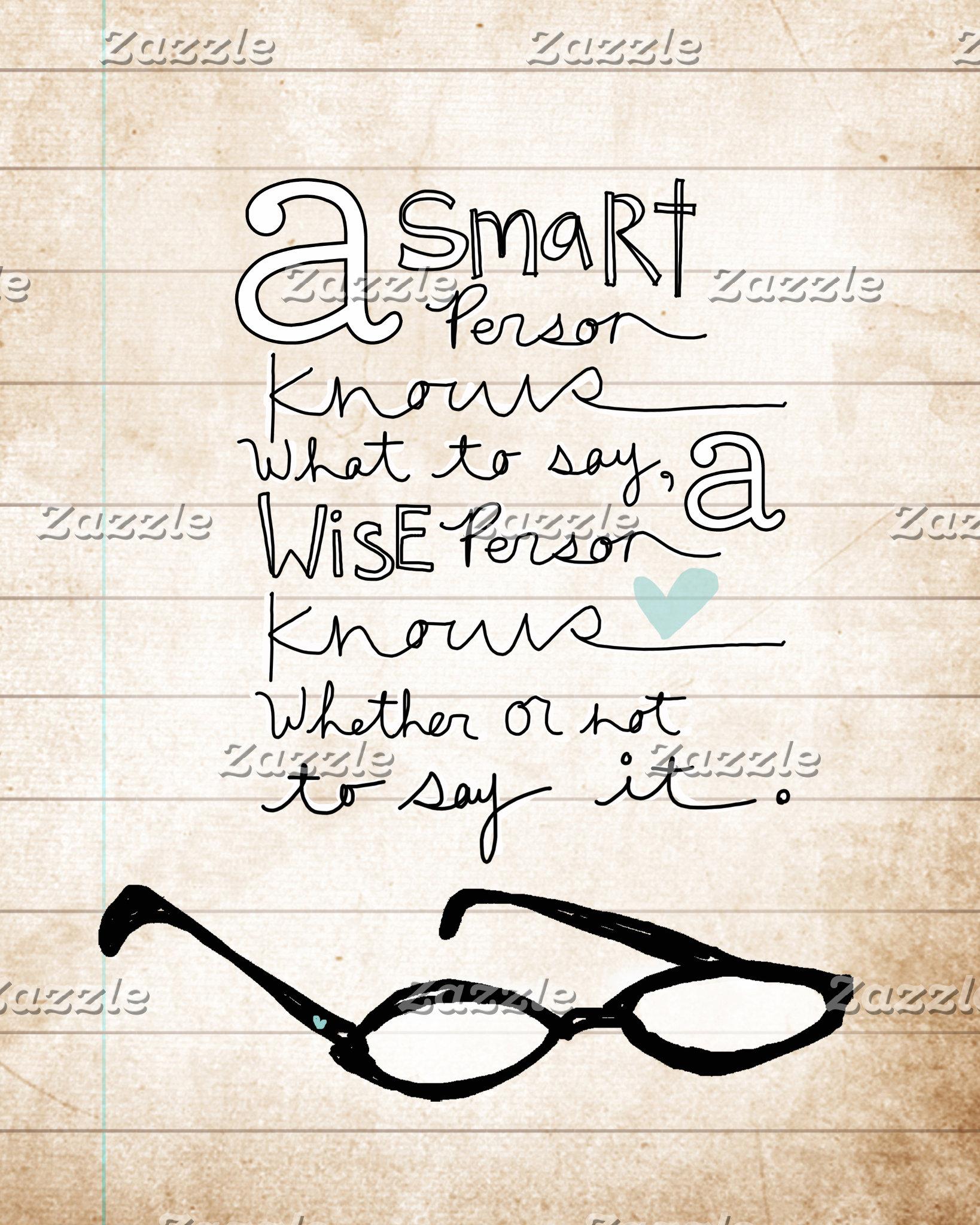 A Smart Person