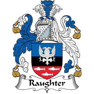 Raughter Coat of Arms