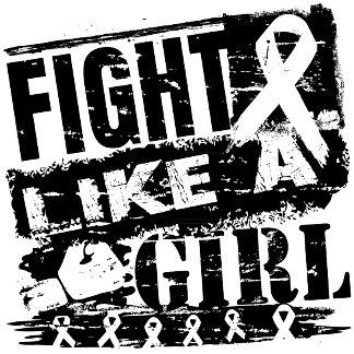 Melanoma BurnOut Fight Like a Girl