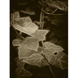Antiqued Ivy Vines