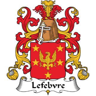 Lefebvre Family Crest