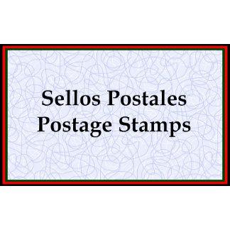 Postage Stamps / Sellos Postales