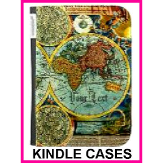 Kindle 3 Cover Case Sleeve - Add Text