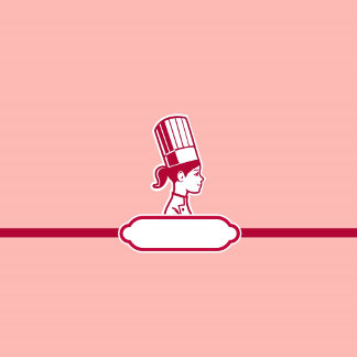 Kitchen Themed Art Professional Stationery
