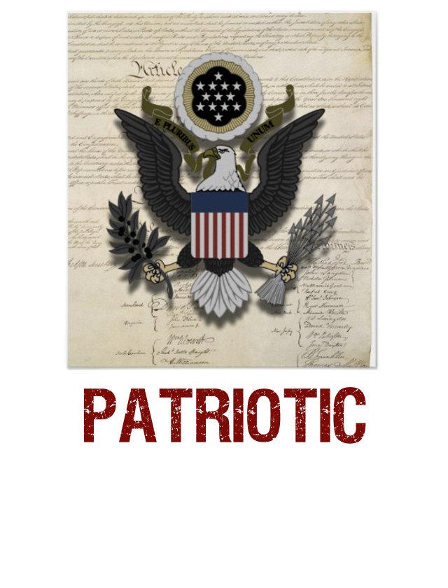 p) patriotic