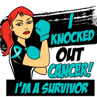 I Knocked Out Ovarian Cancer