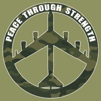 > B 52 - Peace Through Strength
