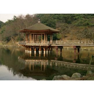 Asia, Japan, Nara, Temple in Nara