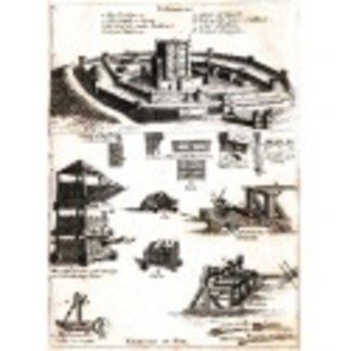Machines of War and Castle Diagram