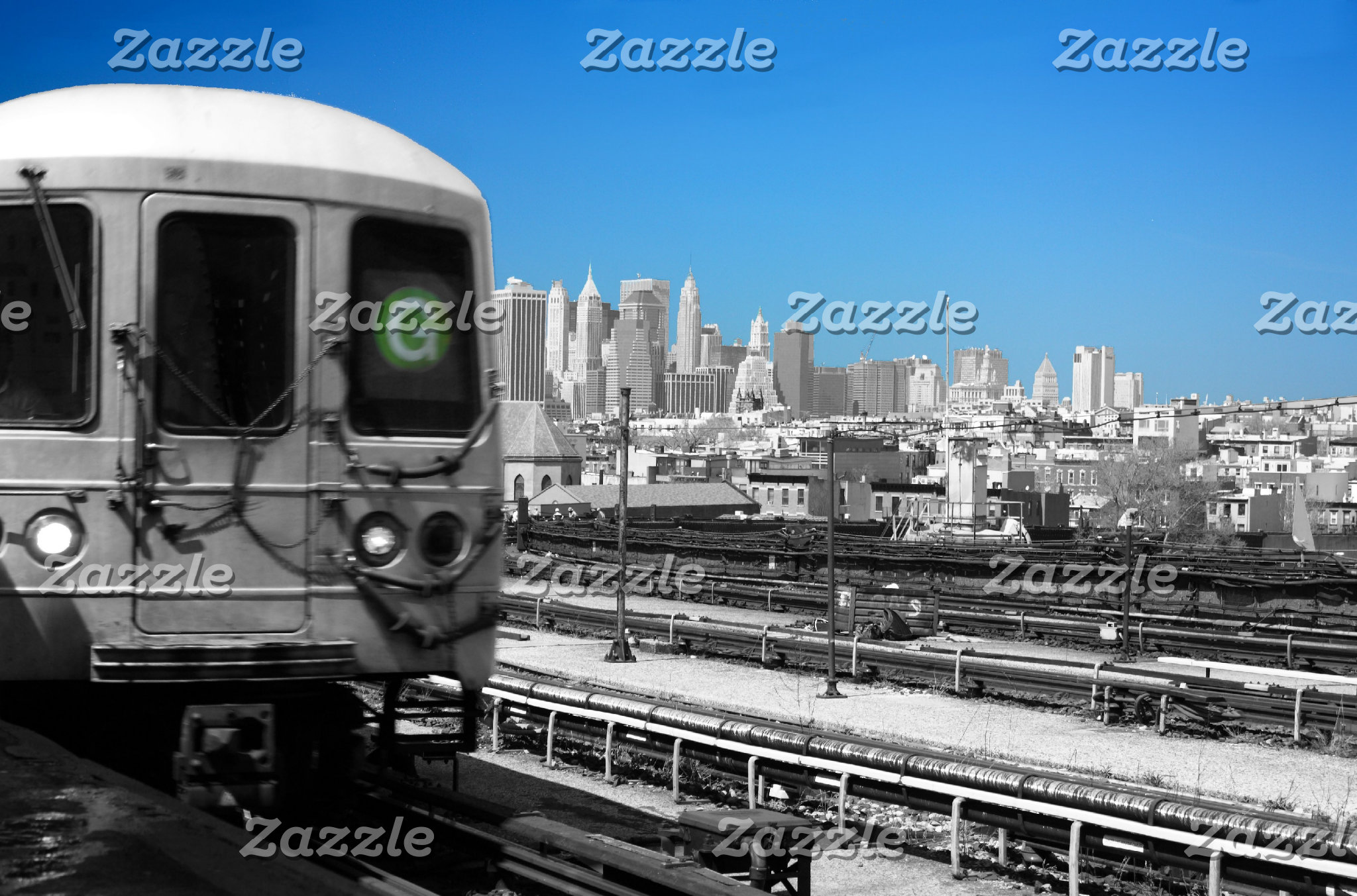 New York and Brooklyn