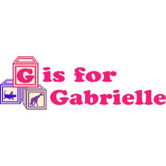 Baby Blocks Gabrielle