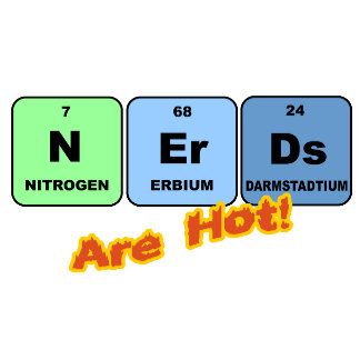Nerds are Hot!