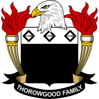 Thorowgood Coat of Arms