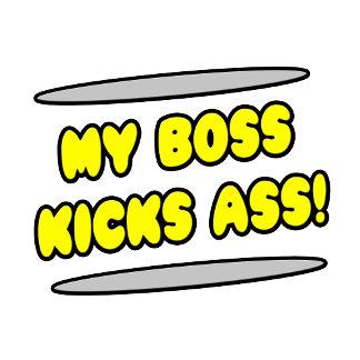 My Boss Kicks Ass!