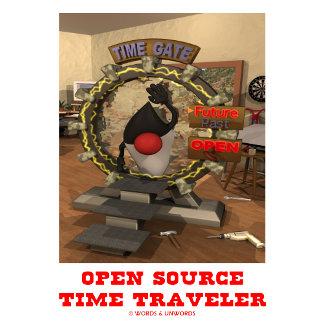 Open Source Time Traveler (Traveller Duke)