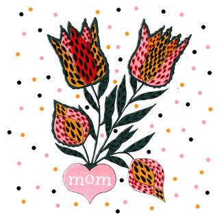 Tulips - Mom