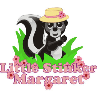 Little Stinker Margaret Personalized