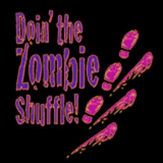 Doin' the Zombie Shuffle!