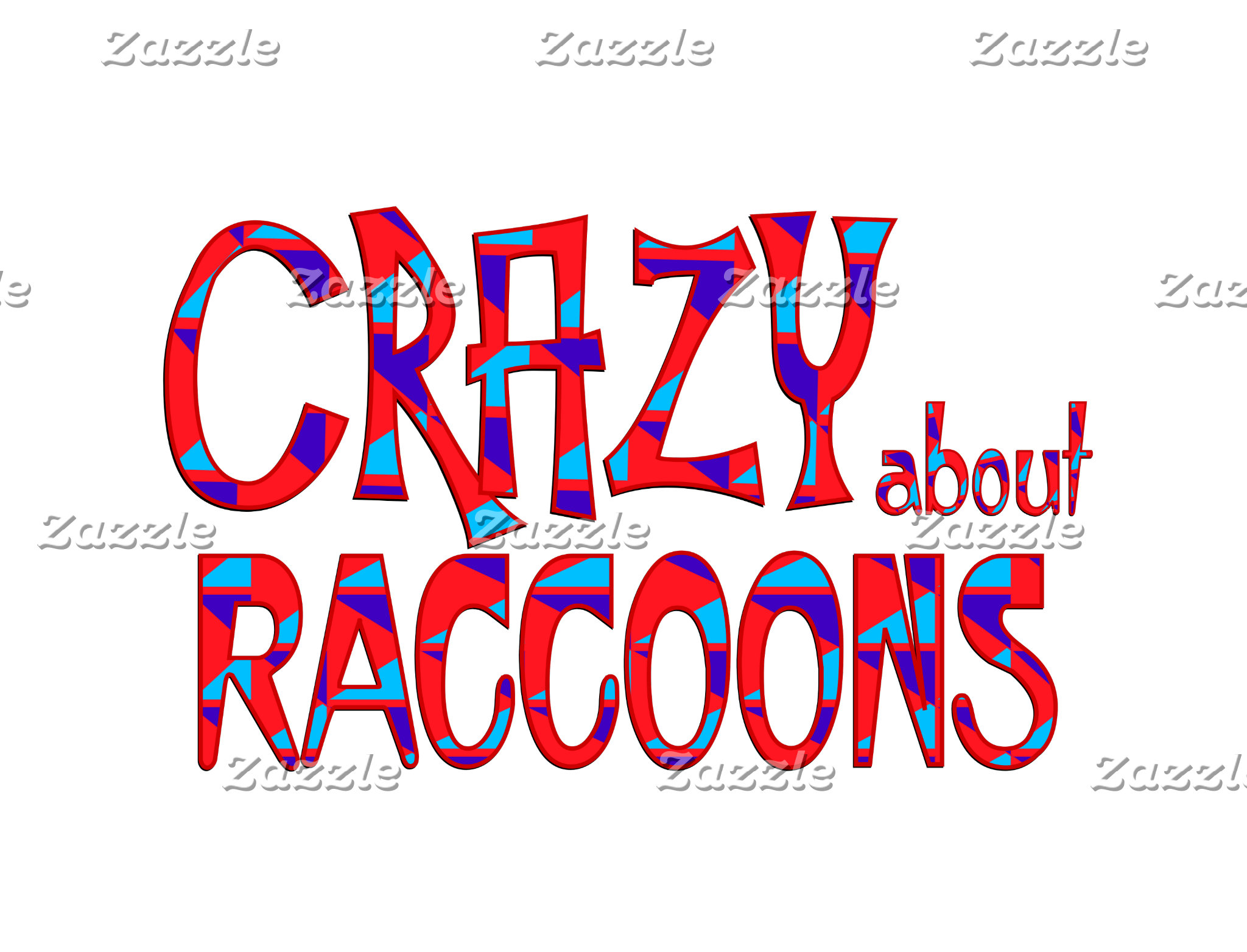 Crazy About Raccoons