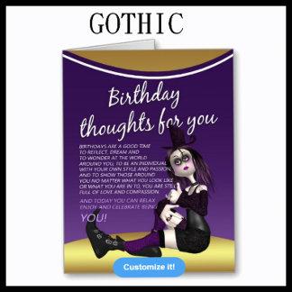 Gothic/Emo/Alternative/Birthday And Other