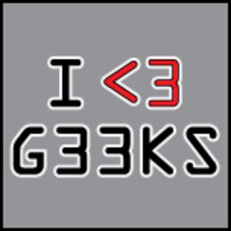 I Love Geeks