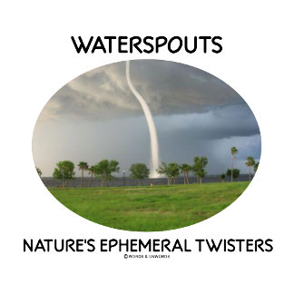 Waterspouts Nature's Ephemeral Twisters