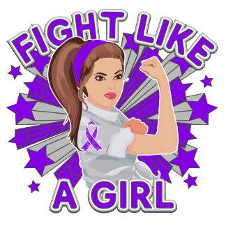 Epilepsy Awareness Modern Rosie Fight