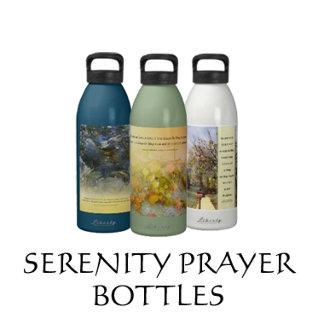 Serenity Prayer Bottles