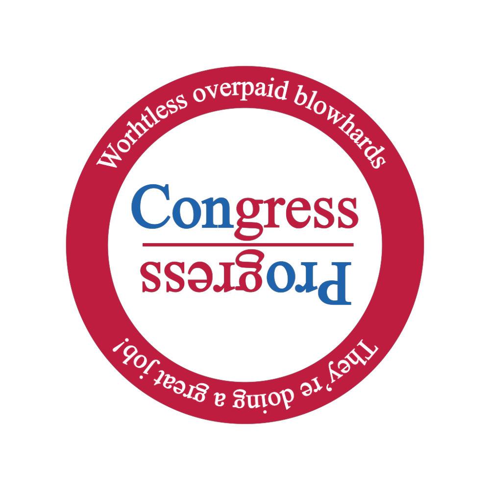 Congress or Progress circle