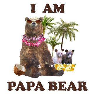 Tropical Papa Bear