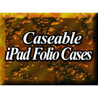 Caseable iPad Folio Cases