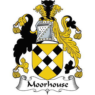 Moorhouse Family Crest