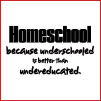 Underschooled