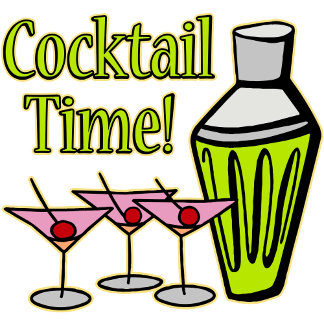 ➢ It's Cocktail Time!