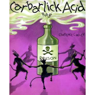 Carbarlick Acid Rag