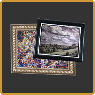 Original painting Gifts