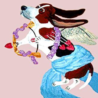 Basset Hound Cupid
