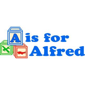 Baby Blocks Alfred