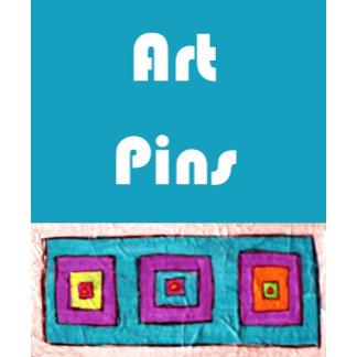 Art Pins