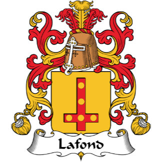 Lafond Family Crest