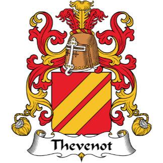 Thevenot Family Crest