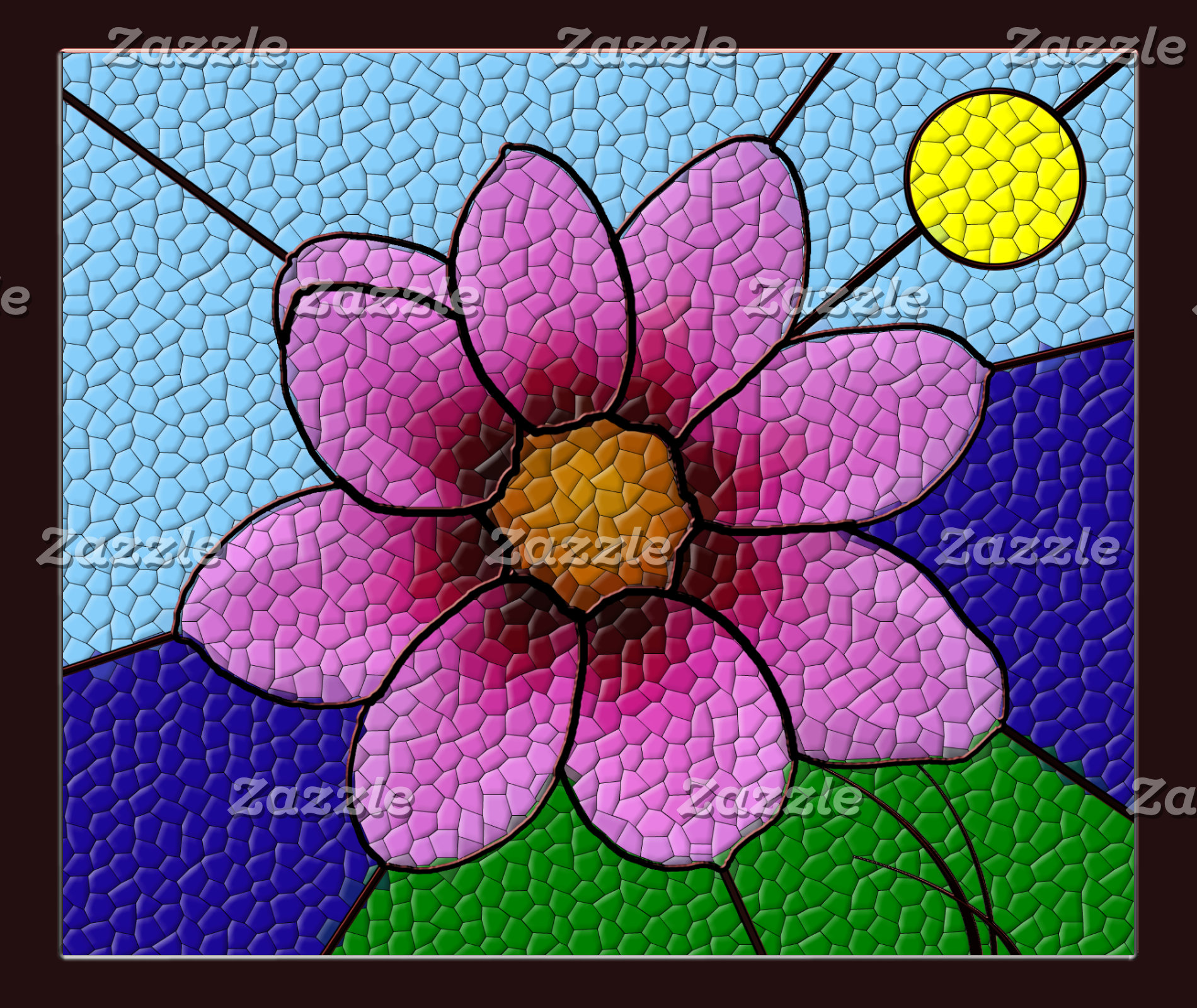 Stained-Glass-Mosaic